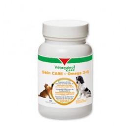 Vetoquinol Care Skin care omega 3-6 90 caps - La Compagnie Des Animaux
