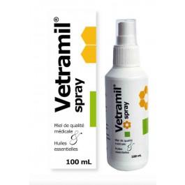 Vetramil spray 100 ml - La Compagnie Des Animaux