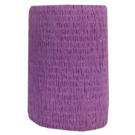 Bandes Cohésives 10 cm Violet - La Compagnie Des Animaux