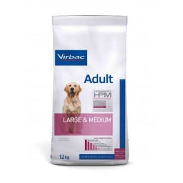 Virbac Veterinary HPM Adult Large & Medium Dog 12 kg - La Compagnie Des Animaux