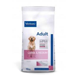 Virbac Veterinary HPM Adult Large & Medium Dog 16 kg - La Compagnie Des Animaux