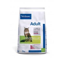 Virbac Veterinary HPM Adult Neutered Cat 3 kg - La Compagnie Des Animaux