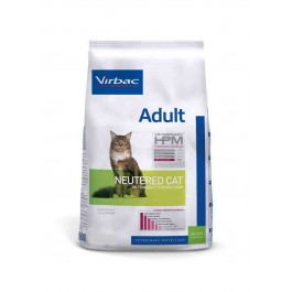 Virbac Veterinary HPM Adult Neutered Cat 400 grs - La Compagnie Des Animaux