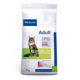 Virbac Veterinary HPM Adult Neutered Cat 7 kg - La Compagnie Des Animaux