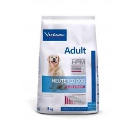 Virbac Veterinary HPM Adult Neutered Large & Medium Dog 3 kg - La Compagnie Des Animaux