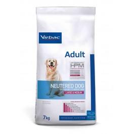 Virbac Veterinary HPM Adult Neutered Large & Medium Dog 7 kg - La Compagnie Des Animaux