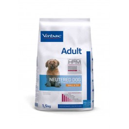 Virbac Veterinary HPM Adult Neutered Small & Toy Dog 1.5 kg - La Compagnie Des Animaux