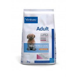 Virbac Veterinary HPM Adult Neutered Small & Toy Dog 3 kg - La Compagnie Des Animaux