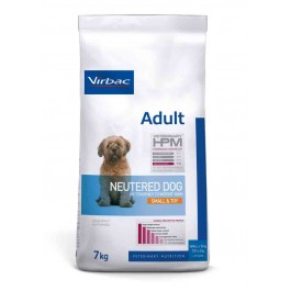 Virbac Veterinary HPM Adult Neutered Small & Toy Dog 7 kg - La Compagnie Des Animaux