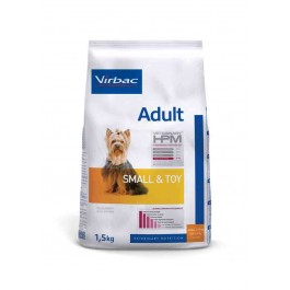 Virbac Veterinary HPM Adult Small & Toy Dog 1.5 kg - La Compagnie Des Animaux