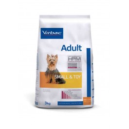 Virbac Veterinary HPM Adult Small & Toy Dog 3 kg - La Compagnie Des Animaux