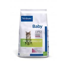 Virbac Veterinary HPM Baby Pre Neutered Cat 400 grs - La Compagnie Des Animaux