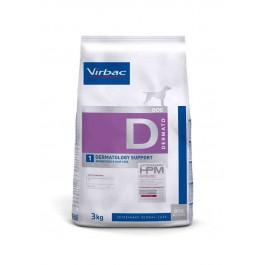 Virbac Veterinary HPM Dermatology Support Chien 3 kg - La Compagnie Des Animaux