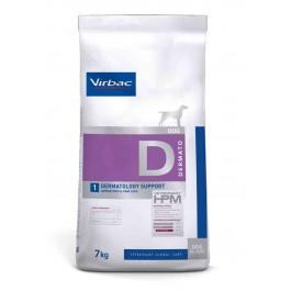 Virbac Veterinary HPM Dermatology Support Chien 7 kg - La Compagnie Des Animaux