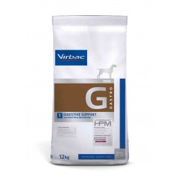 Virbac Veterinary HPM Gastro Digestive Support chien 12 kg  - La Compagnie Des Animaux