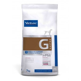 Virbac Veterinary HPM Gastro Digestive Support Chien 7 kg - La Compagnie Des Animaux