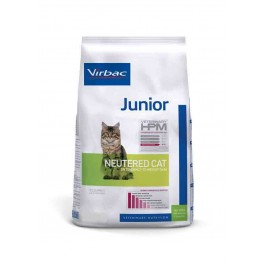 Virbac Veterinary HPM Junior Neutered Cat 400 grs - La Compagnie Des Animaux