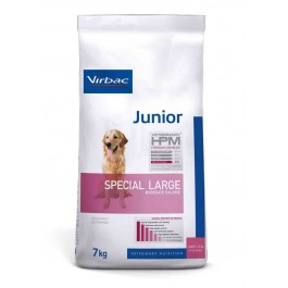 Virbac Veterinary HPM Junior Special Large Dog 7 kg - La Compagnie Des Animaux
