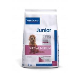 Virbac Veterinary HPM Junior Special Medium Dog 3 kg - La Compagnie Des Animaux