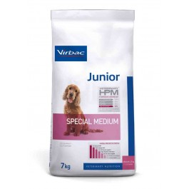 Virbac Veterinary HPM Junior Special Medium Dog 7 kg - La Compagnie Des Animaux