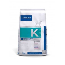 Virbac Veterinary HPM Kidney Support chien 3 kg - La Compagnie Des Animaux