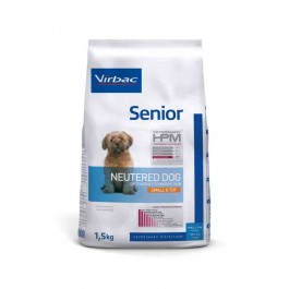 Virbac Veterinary HPM Senior Neutered Small & Toy Dog 1.5 kg - La Compagnie Des Animaux
