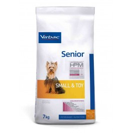 Virbac Veterinary HPM Senior Small & Toy Dog 7 kg - La Compagnie Des Animaux