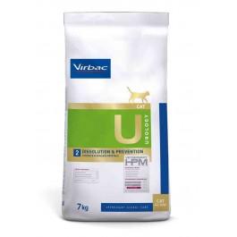 Virbac Veterinary HPM Urology Dissolution & Prevention chat 7 kg - La Compagnie Des Animaux