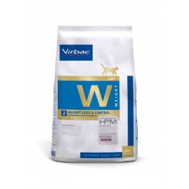 Virbac Veterinary HPM Weight Loss & Control chat 3 kg - La Compagnie Des Animaux