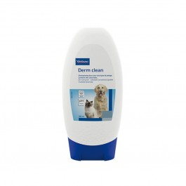 Virbac Derm Clean shampooing chien et chat 200 ml