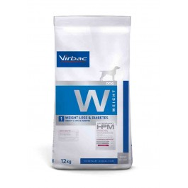 Virbac Veterinary HPM Weight Loss & Diabetes Chien 12 kg - La Compagnie Des Animaux