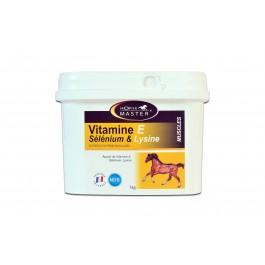 Vitamine E - Sélénium & Lysine - Poudre 1 kg - La Compagnie Des Animaux