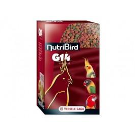 NutriBird G 14 Tropical Grande Perruche 1 kg - La Compagnie Des Animaux