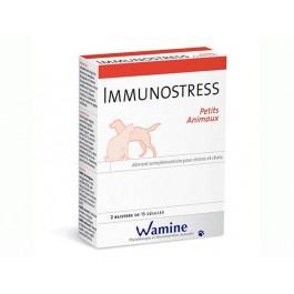 Wamine Immunostress 30 gelules - La Compagnie Des Animaux