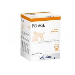 Wamine Pelage 20 sachets de 1.5 grs - La Compagnie Des Animaux