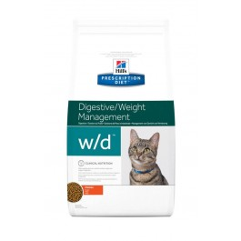 Hill's Prescription Diet Feline W/D 5 kg - La Compagnie Des Animaux