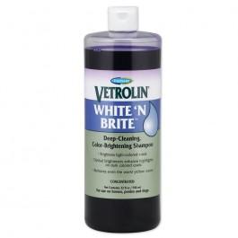 White'n Brite Shampoing Robe claire Cheval 946 ml - La Compagnie Des Animaux