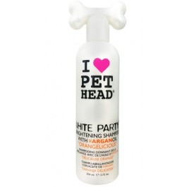 Pet Head White Party 354 ml - La Compagnie Des Animaux