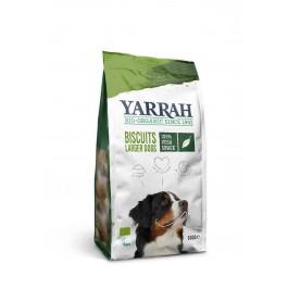 Yarrah Bio Biscuits Végétariens pour Chiens 500 grs - La Compagnie Des Animaux