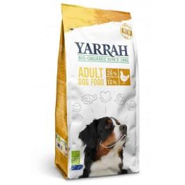 Yarrah Bio Croquettes au poulet pour chien 10 kg - La Compagnie Des Animaux
