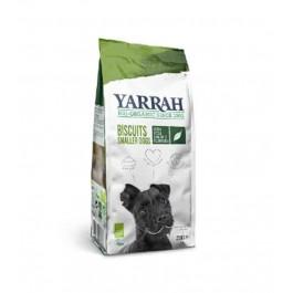 Yarrah Bio Multi Biscuits Végétariens pour Chiens 250 grs - La Compagnie Des Animaux