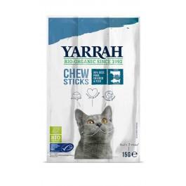 Yarrah Bio Snacks pour chat 3 x 15 grs - La Compagnie Des Animaux