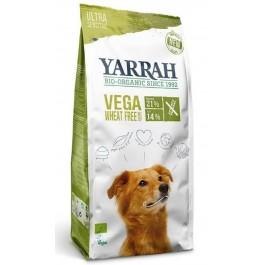 Yarrah Croquettes Bio Végétarien / Végétalien pour chien 10 kg - La Compagnie Des Animaux