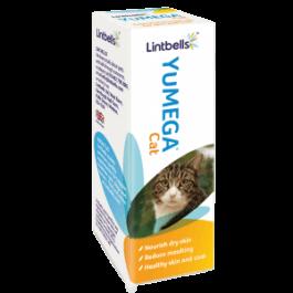 Lintbells Yumega Chat 50 ml - La Compagnie Des Animaux