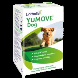 Lintbells Yumove pour chien 60 cps - La Compagnie Des Animaux