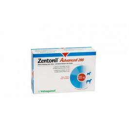 Zentonil Advanced 200 mg 30 cps - La Compagnie Des Animaux