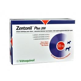 Zentonil Plus 200 30 cps - La Compagnie Des Animaux