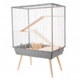 Zolux Cage NEO Cosy grise
