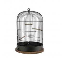 Zolux Cage retro Lisette pour oiseaux - La Compagnie Des Animaux