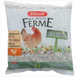 Zolux Ecailles pour poule 5 kg - La Compagnie Des Animaux